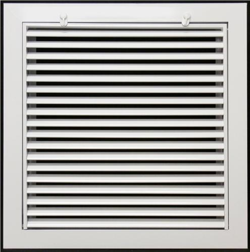 Filter Back Return Air Grille , Filter Included