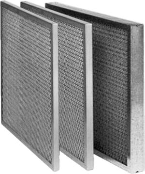 metal washable kkm economizer filter