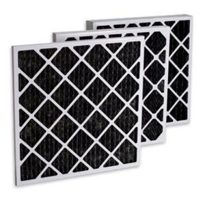 Charcoal odor MERV8 PLEATED FILTER